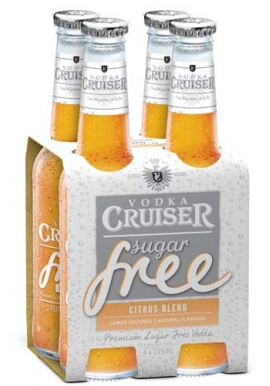 Vodka Cruiser Citrus Blend Sugar Free