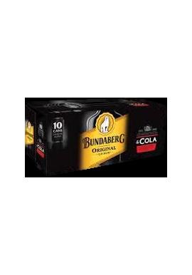 Bundy & Cola 10 Pack
