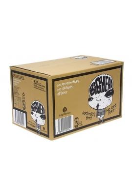 Big Head No Carb Premium Beer