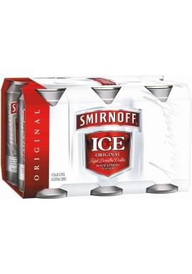 Smirnoff Ice Red 4.5% 4x6 Pack