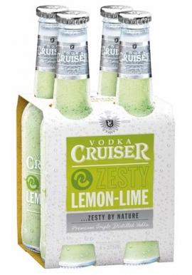 Vodka Cruiser Zesty Lemon Lime