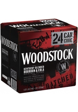 Woodstock Bourbon & Cola Cube