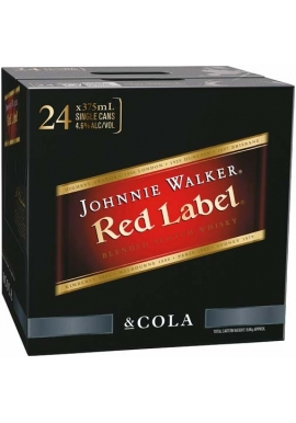 Johnnie Walker & Cola Cube