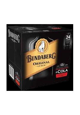 Bundy & Cola Cube