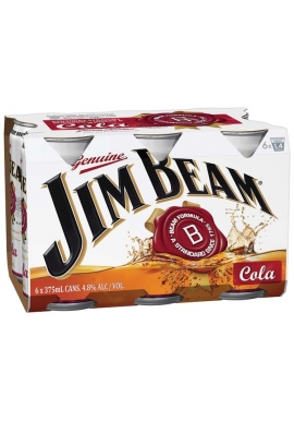 Jim Beam & Cola Cube