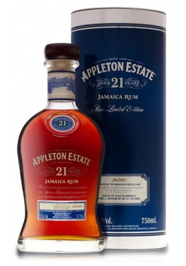 Appleton 21 yr old Jamaican Rum