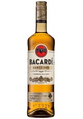 Bacardi Gold Puerto Rican Rum