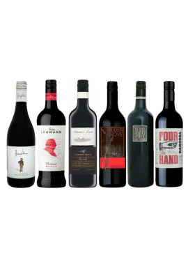 12 Pack Selection Shiraz