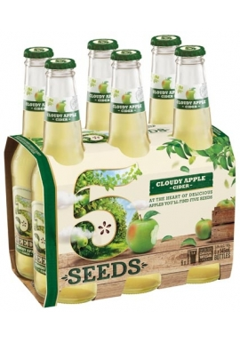 5 Seeds Cloudy Apple Cider