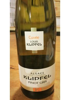 Klipfel Pinot Gris Cuvee Louis Klipfel